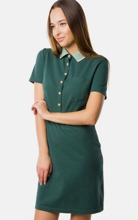 MR520 Women: Платье MR 229 2133 0216 Dark Green - главное фото