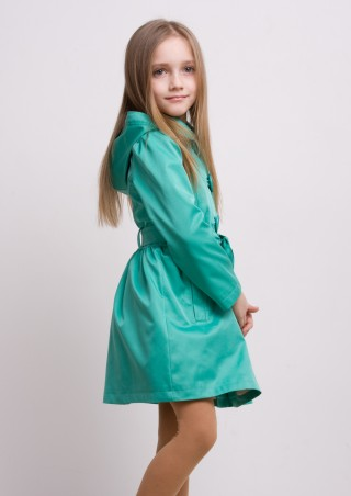 "Sofia Shelest: Плащ ""Флер"" 000122 - главное фото"