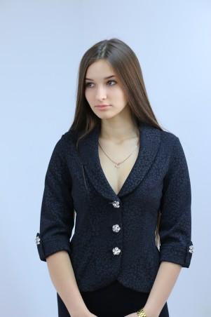 Salma: Пиджак Классика 3 пуговицы - главное фото