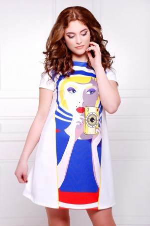 Glem: Платье Сэлфи 1  Тая-2 к/р - главное фото
