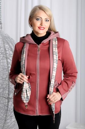 Vicco: Куртка BEATRIS (цвет марсала) 2501 - главное фото
