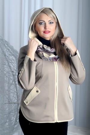 Vicco: Куртка BEATRIS (цвет бежевый) 2494 - главное фото
