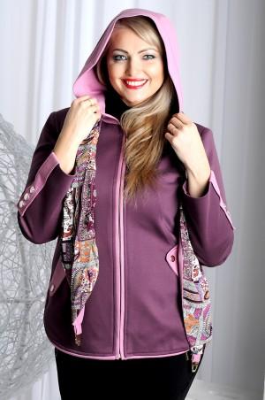 """Vicco: Куртка """"BEATRIS"""" (цвет бордо) 2456 - главное фото"""