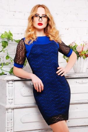 """FashionUp: Платье""""Стиль"""" PL-1296E - главное фото"""