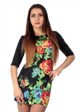 Irvik Trend: Платье принт 1411 - главное фото