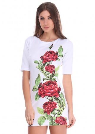 Irvik Trend: Платье принт 1407 - главное фото