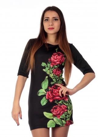 Irvik Trend: Платье принт 1404 - главное фото
