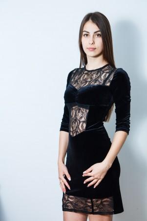 Salma: Платье Синди бархат - главное фото