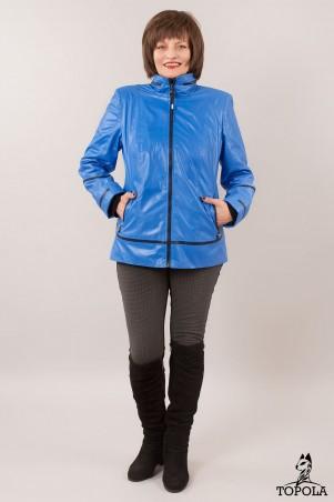 Topola: Куртка ветровка без капюшона 1537_4 - главное фото