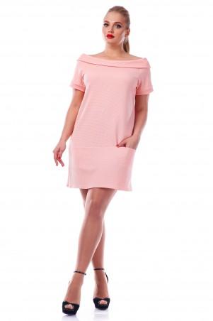 Alpama: Платье SO-10990-PCH - главное фото