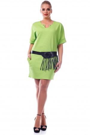 Alpama: Платье SO-10991-LIM - главное фото
