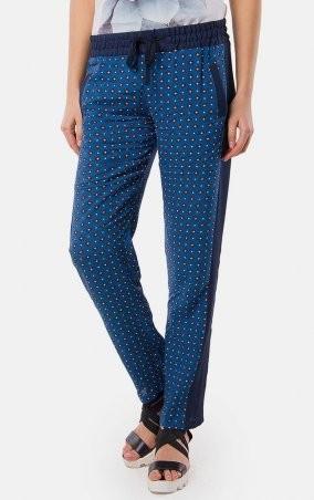 MR520 Women: Прямые брюки MR 203 2120 0216 Blue - главное фото