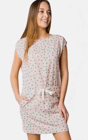 MR520 Women: Платье - мини MR 229 2142 0216 Apricot - главное фото