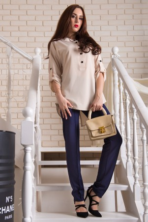 First Land Fashion: Блузка Оливия - главное фото