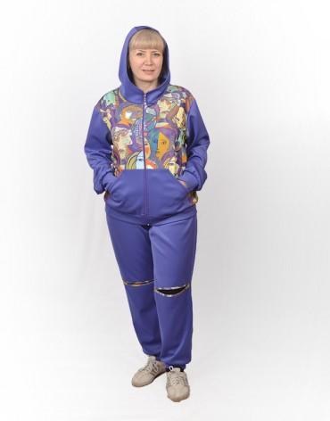 Interbest: Спортивный костюм Ск-0012 - главное фото