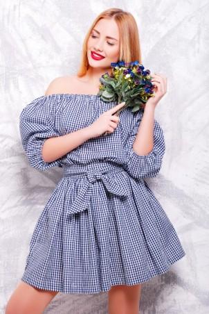 """FashionUp: Платье """"Крестьянка"""" PL-1306E - главное фото"""