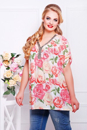 Tatiana: Блуза Нита - главное фото