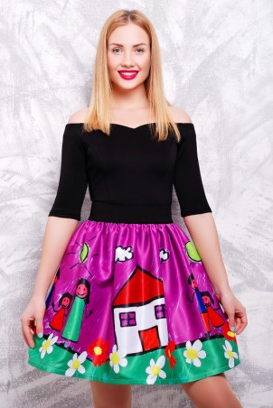 "FashionUp: Платье""Lady"" PL-1062H - главное фото"