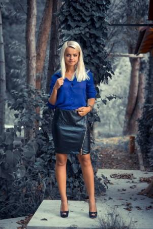 BIBI-Brand: Юбка Кожа - главное фото