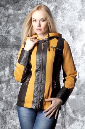 Vicco: Куртка ANET (коричневый/оранж) 2808 - главное фото