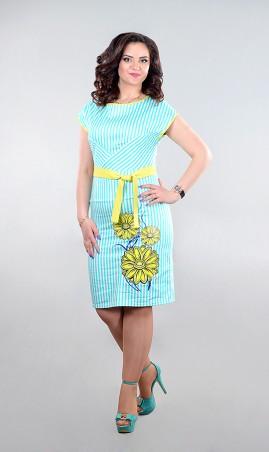 Gold Stream: Платье 483 - главное фото