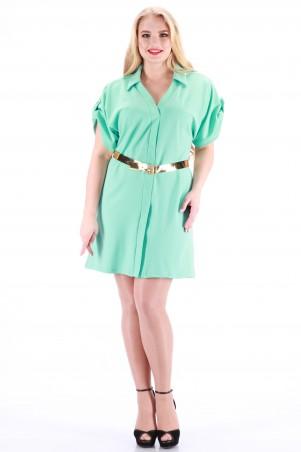 Alpama: Платье мята SO-13015-MNT SO-13015-MNT - главное фото