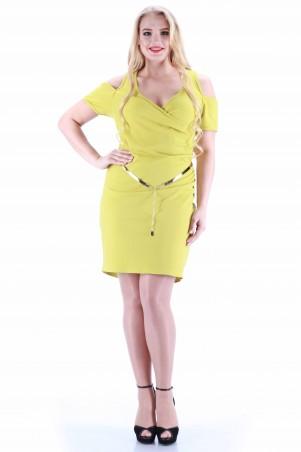 Alpama: Платье Горчица SO-13017-MSD SO-13017-MSD - главное фото