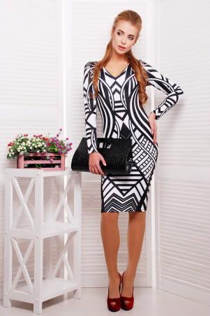Glem: Платье Имитация  Хлоя-Д д/р - главное фото