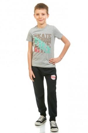 Kids Couture: Штаны розовая накатка 16-11 16110220 - главное фото