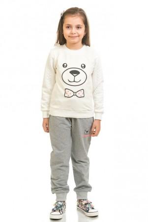 Kids Couture: Штаны розовая накатка 16-11 16111515 - главное фото