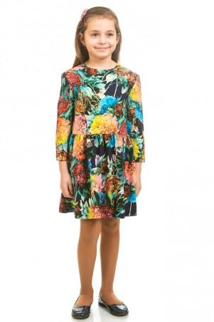 Kids Couture: Платье цветы 16-17-2 161721114 - главное фото