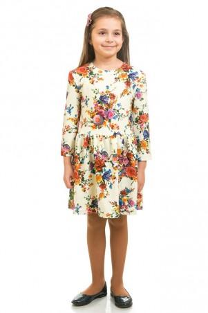 Kids Couture: Платье цветы 16-17-2 161721613 - главное фото
