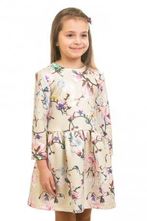 Kids Couture: Платье цветы 16-17-2 161721811 - главное фото