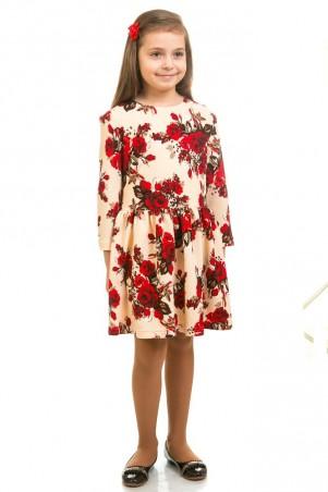 Kids Couture: Платье цветы 16-17-2 161723112 - главное фото