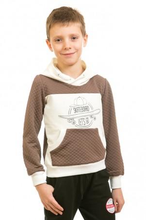 Kids Couture: Кофта скейтборд 17-219 172192907 - главное фото