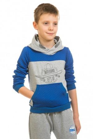 Kids Couture: Кофта скейтборд 17-219 172193306 - главное фото