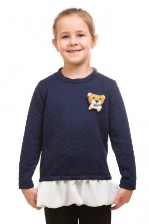 Kids Couture: Кофта косички с мишкой 71172011114 - главное фото