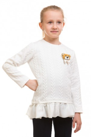 Kids Couture: Кофта мишки косички 71172011613 - главное фото