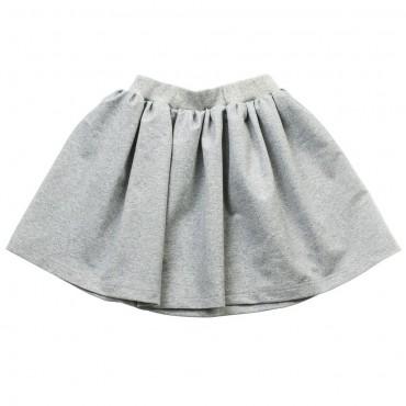 Kids Couture: Юбка серая 17-202 двух нитка 71172021510 - главное фото