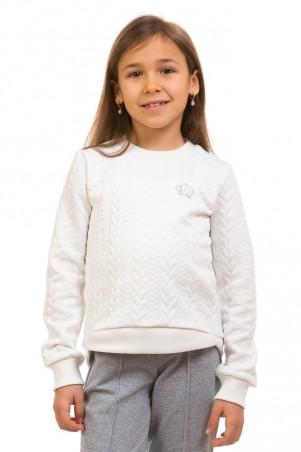 Kids Couture: Кофта 17-207 корона молочная 71172071638 - главное фото