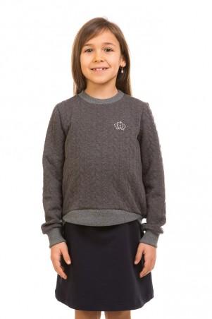 Kids Couture: Кофта 17-207 корона графит 71172073036 - главное фото