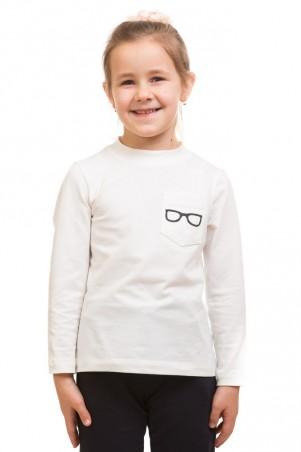 Kids Couture: Кофта трикотажная молочная 17-211 71172111641 - главное фото