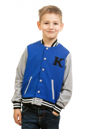 """Kids Couture: Кофта """"К"""" 17-221 71172213366 - главное фото"""