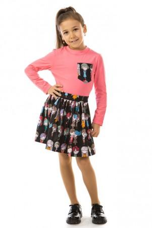 Kids Couture: Кофта 16-25 карман девочка 7416250328 - главное фото