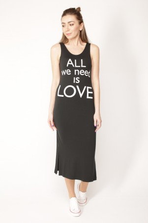 "LaVaNa: Платье ""LOVE"" LVN1604-0318 - главное фото"