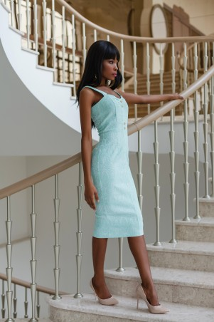 Jadone Fashion: Платье Марикей М-6 - главное фото