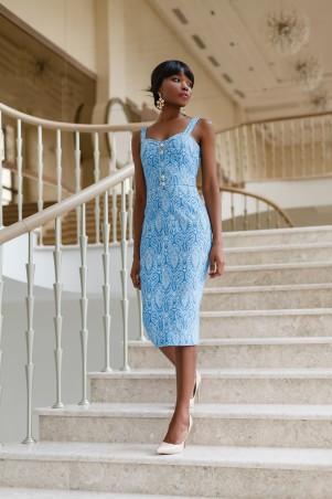 Jadone Fashion: Платье Марикей М-2 - главное фото