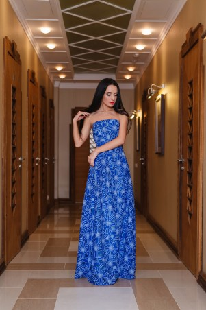 Jadone Fashion: Платье Пике М-3 - главное фото