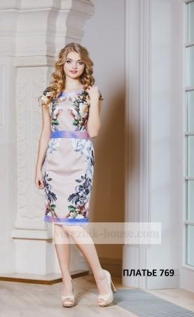 Verezhik House: Платье 769 - главное фото