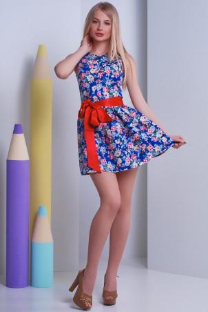 SheShine: Платье 351-BLU - главное фото